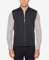 Perry Ellis Men's Quilted Vest