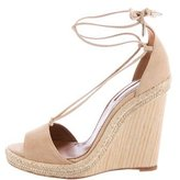 Aquazzura Alexa 115 Wedge Sandals
