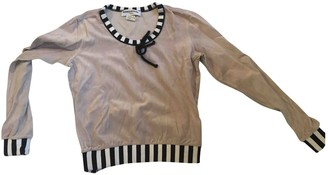 Sonia Rykiel Pink Cotton Knitwear for Women