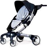 4 Moms 4moms Origami Stroller, Black/Silver