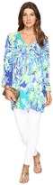 Lilly Pulitzer Lantana Beach Tunic Women's Blouse