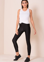 Missy Empire Giana Black High Waisted Work Out Leggings