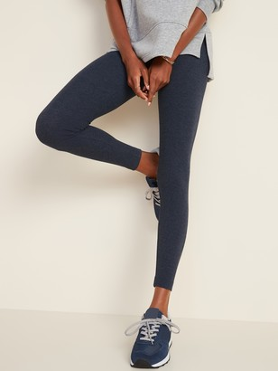 Old Navy High-Waisted Rib-Knit Leggings for Women