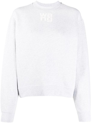 Alexander Wang Logo Print Sweater