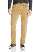 Hudson Men's Byron 5 Pocket Straight Leg Twill Pant