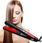 Fahrenheit ISA Professional Digital LCD Ceramic Flat Iron Hair Straightener