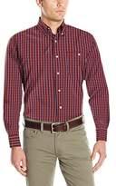Wrangler Men's Western Classics Long Sleeve Shirt