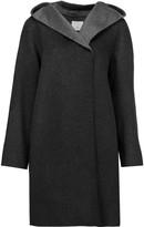 Vince Wool-blend hooded coat