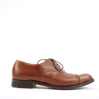 Tricker's Trickers London Brown Leather Lace ups