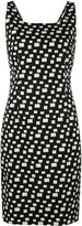 D-Exterior D.Exterior - geometric dress - women - Cotton/Polyamide/Polyester/Acetate - M