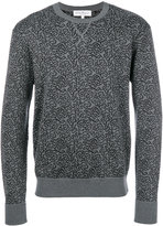 Salvatore Ferragamo graphic knit jumper