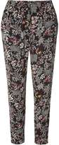 Only **Only Luxe Floral Joggers