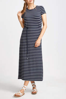 Sportscraft Porto Stripe Maxi Dress