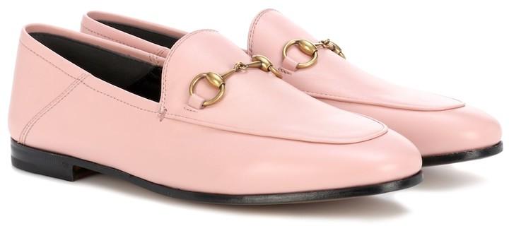 63b720f72 Gucci Horsebit Womens Loafers - ShopStyle