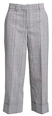 Thom Browne Women's Cropped Sack Trousers