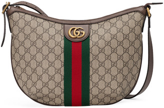 Gucci Ophidia Small GG Supreme Hobo Bag