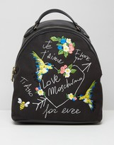Love Moschino Forever Backpack