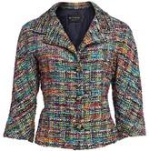 Etro Tweed Boucle Jacket