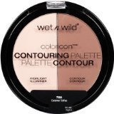 Wet n Wild Color Icon Contouring Palette, 750A Caramel Toffee, 0.46 oz