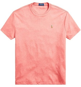 Polo Ralph Lauren Classic-Fit Soft Cotton Crewneck T-Shirt