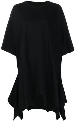 MM6 MAISON MARGIELA cotton T-shirt dress