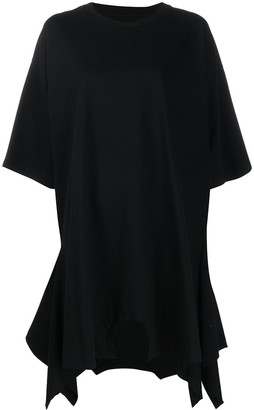 MM6 MAISON MARGIELA cotton T-shirt dress