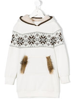 Lapin House knitted dress