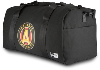 New Era Black Atlanta United FC Canvas Small Duffel Bag