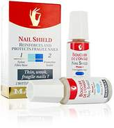Mavala Base Coat, Nail Shield 2-Phase Reinforcer and Protector, 0.6 Ounce