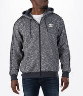 adidas Men's Originals Essentials Allover Print Full-Zip Hoodie