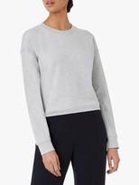 Hobbs Meg Sweatshirt, Grey Marl