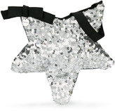 Simonetta sequinned star bag