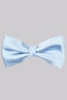 Moss Bros Sky Bow Tie