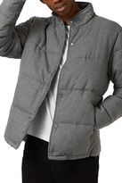 Topman Quilted Jacket