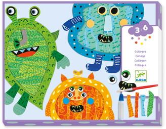 Djeco LPA Happy Monsters Craft Kit