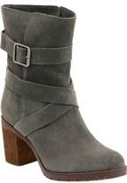 Clarks 'Malvet Doris' Moto Boot (Women)