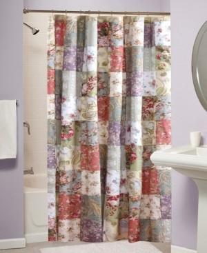 Greenland Home Fashions Blooming Prairie Bath Shower Curtain Bedding