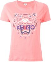 Kenzo 'Tiger' T-shirt - women - Cotton - L