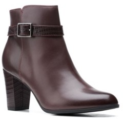 Clarks Collection Women's Alayna Juno Boots Women's Shoes