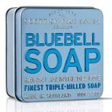 Scottish Fine Soaps Bluebell Soap in a Tin by 100g Bar)