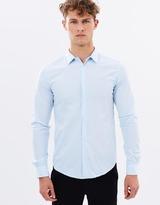 Armani Jeans Slim Logo Shirt