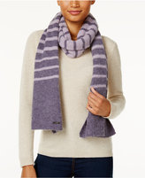 Lauren Ralph Lauren Striped Blanket Scarf