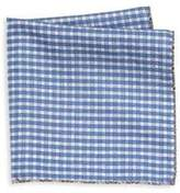 Saks Fifth Avenue COLLECTION Double Faced Silk Blend Pocket Square