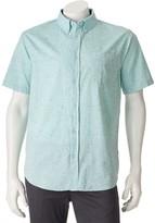 Ocean Current Men's Orbic Button-Down Shirt