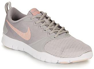 Nike FLEX ESSENTIAL TRAINING W women's Trainers in Grey
