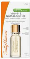 Sally Hansen Complete Treatment Vitamin E Nail and Cuticle Oil 133ml