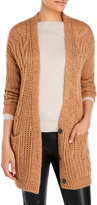 Roberto Collina Chunky Cable Detail Cardigan