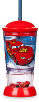 Disney Lightning McQueen Snowglobe Tumbler with Straw