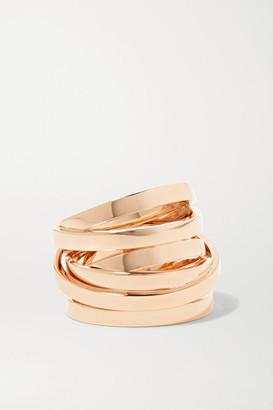 Repossi Technical Berbere 18-karat Rose Gold Ring - 52