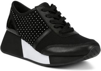 Donald J Pliner Payce Suede Sneaker